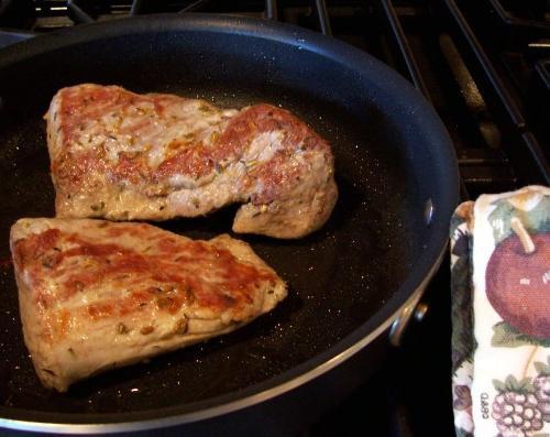 Блюдо из свинины быстро и вкусно на второе