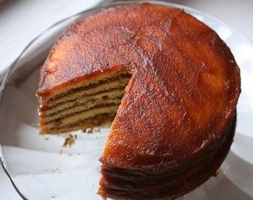 как приготовить коржи для торта