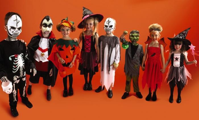 Идеи для Хэллоуина костюмы