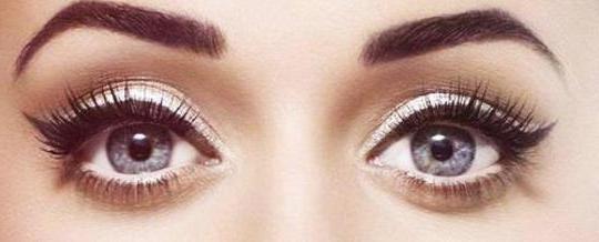 Как сделать глаза побольше 73