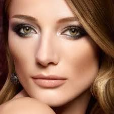 Цвет волос для зелёно карих глаз