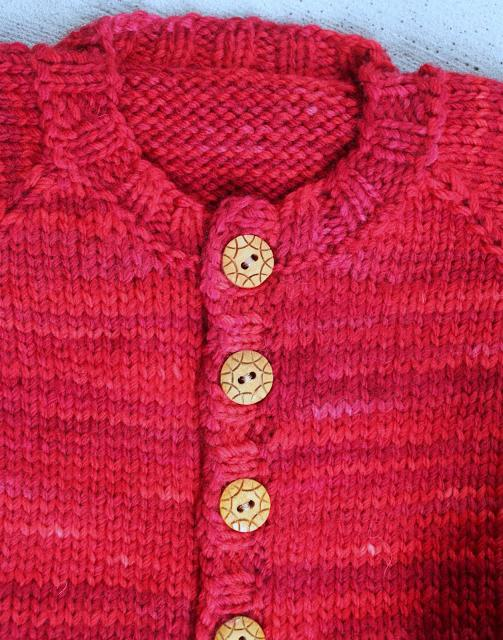 Knitting a jumpsuit