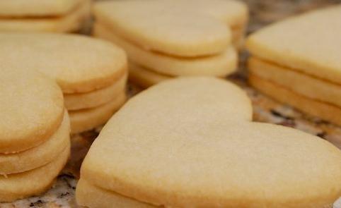 Песочное тесто для печенья на сметане