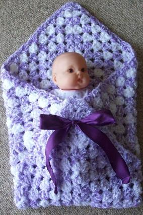 Как уложить новорожденного