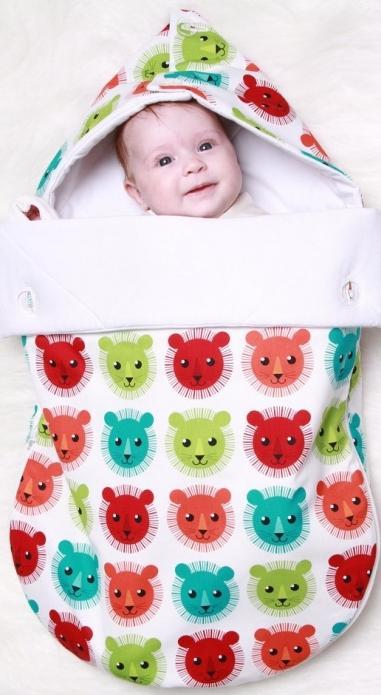 Как создать конверт для новорожденного своими руками - два самых простых способа :: SYL.ru