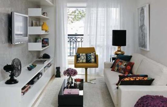 room design narrow