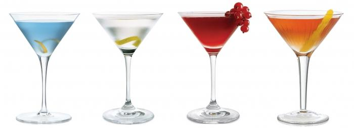 Bacardi rum cocktails