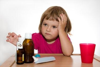 remedy for diarrhea for children