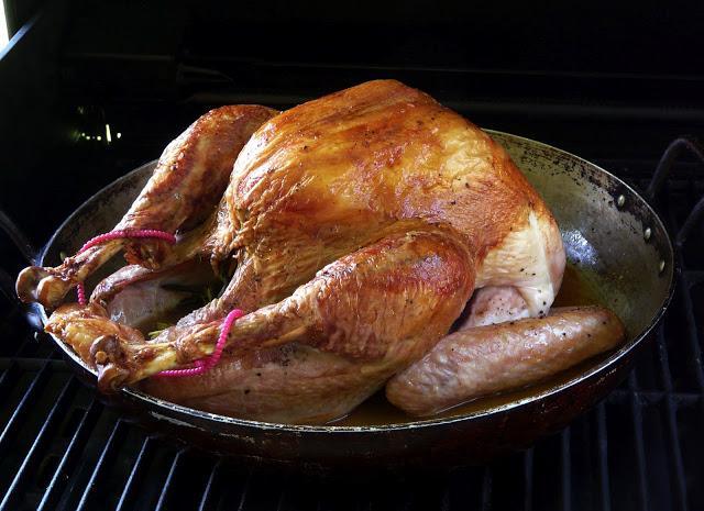 праздничная индейка в духовке рецепты