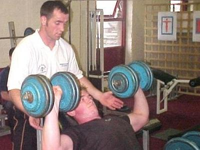 Программа Тренировок Для Накачивания Мышц