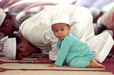 how to learn to do namaz
