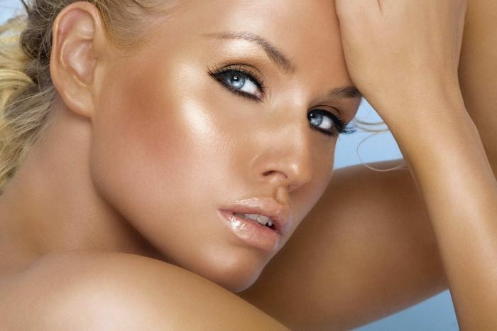 how good tan in a tanning bed