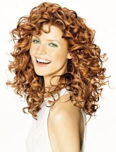 Как сделать эффект мокрых вьющихся волос