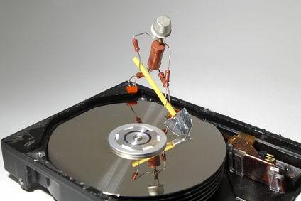 как очистить диск с от мусора
