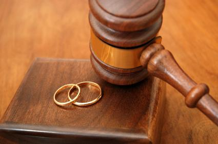 how loans are divided upon divorce