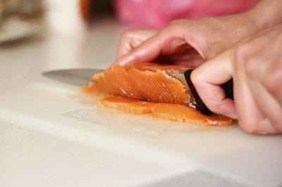 Вкусная красная рыба засолка в домашних условиях