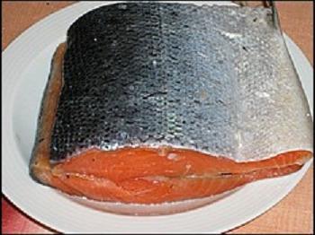 Горбуша соленая пошаговый рецепт в домашних условиях рецепт