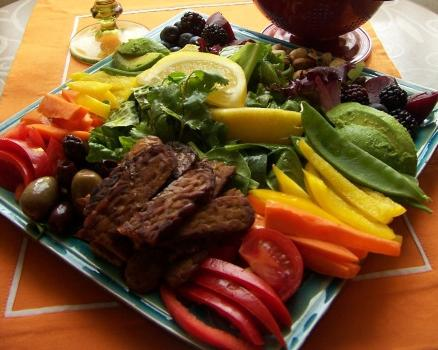 chafan salad how to cook