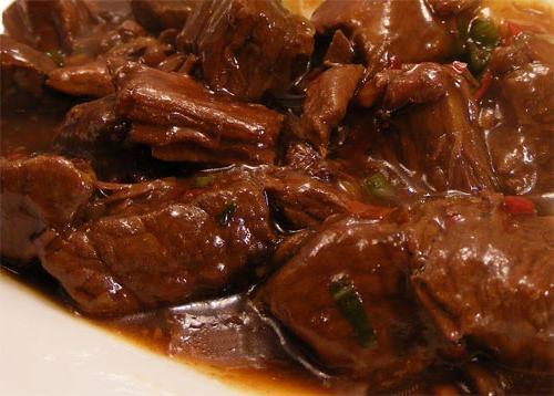 Простые блюда из говядины рецепты легкие в приготовлении