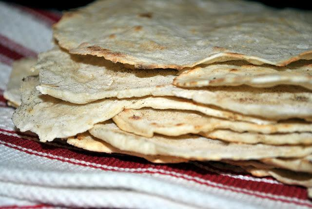 Лаваш листовой без дрожжей рецепт в домашних условиях