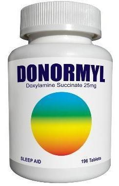препарат донормил инструкция по применению