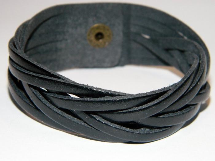 Плетение браслетов простые