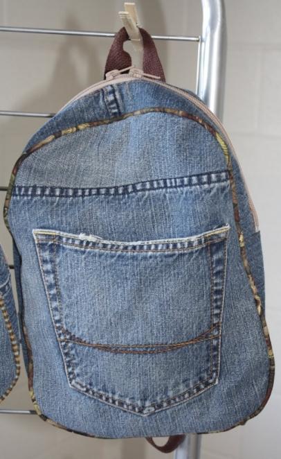 Сумка для сменки из джинса своими руками 446