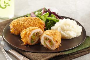 фаршированные куриные бедра в духовке рецепты