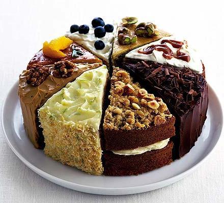 Бисквитный торт со сгущенкой – всегда