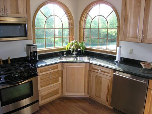 corner kitchens