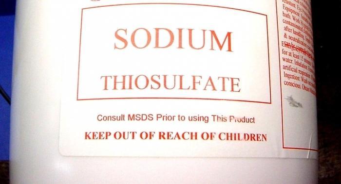 Тиосульфат натрия при псориазе отзывы аналоги цена и инструкция