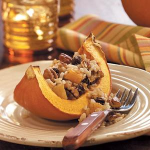 how to cook a pumpkin in the oven