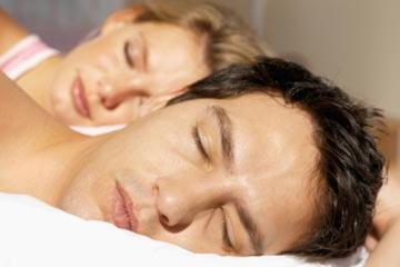 during sleep I sweat