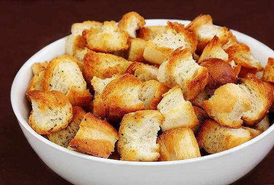 Как сделать обычный хлеб