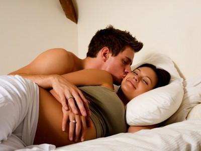 Можно ли заниматься сексом во время беременности. Конечно, да. Если удаст