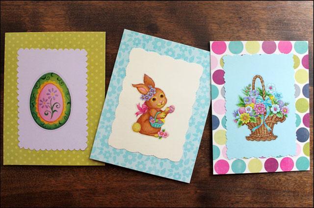 Расписные пасхальные яйца открытки своими руками