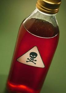 poisons at home