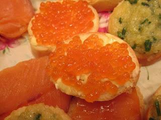 pike caviar cooking