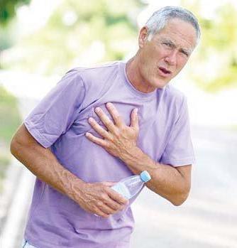 Тяжесть в грудной клетке как проявление стенокардии