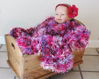 Вязание из травки для детей