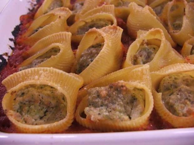 Трубочки макароны трубочки с фаршем в духовке рецепт пошаговый