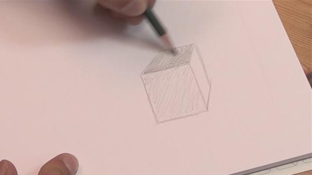 Как рисовать 3D-рисунки,