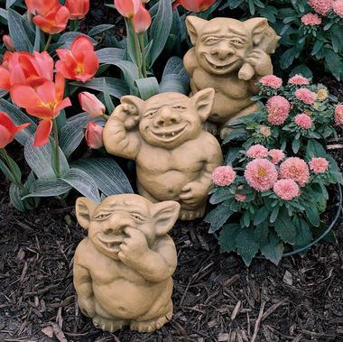 Изготовление садовых фигур своими руками мастер класс