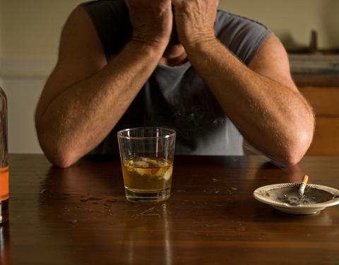 Как избавится от первой стадии алкоголизма