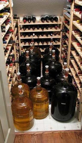 вино из винограда в домашних условиях сколько бродит