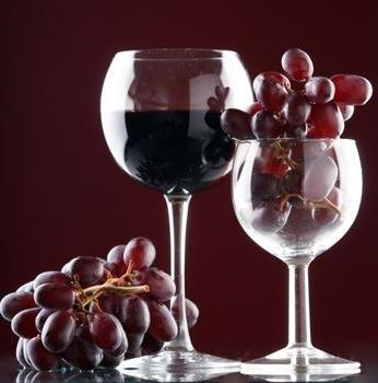 cooking grape wine at home
