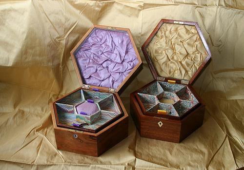 Шкатулки для украшений своими руками из картона