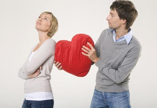 Как попросить у девушки прощения словами