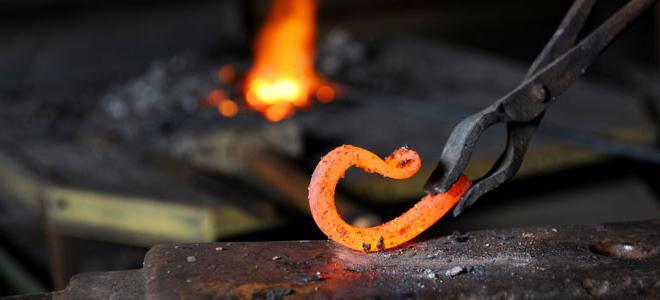 ручная ковка металла