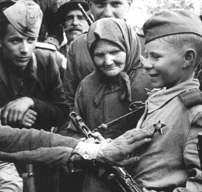 son of the regiment kataev summary